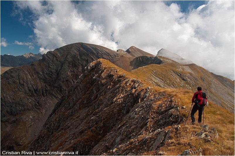 Monte Cabianca: in viaggio
