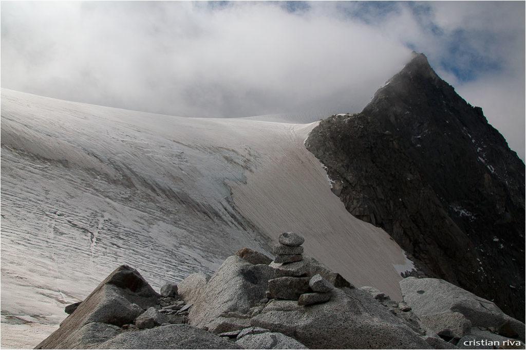 Monte Adamello via Terzulli: passo Adamello