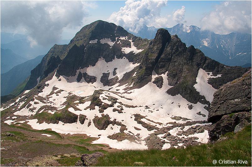 Monte Pradella: il monte Salina