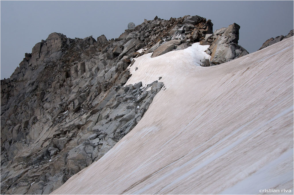 Monte Adamello via Terzulli: il bivacco Ugolini