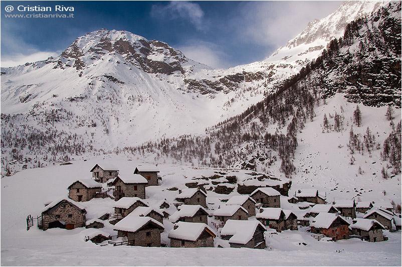 Ciaspolata Alpe Lendine