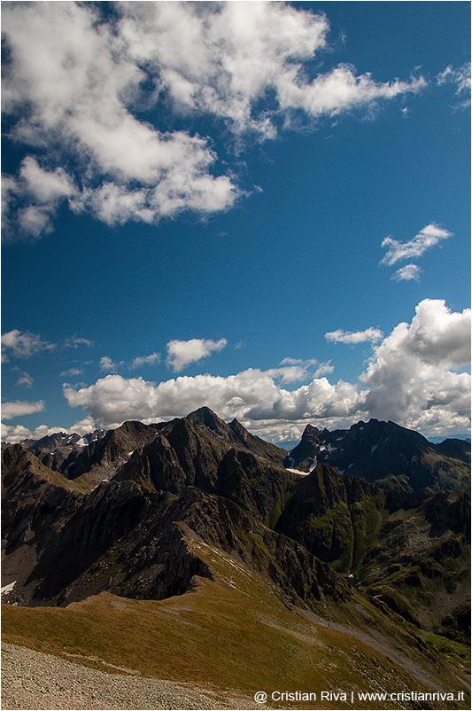Monte Masoni: panorama