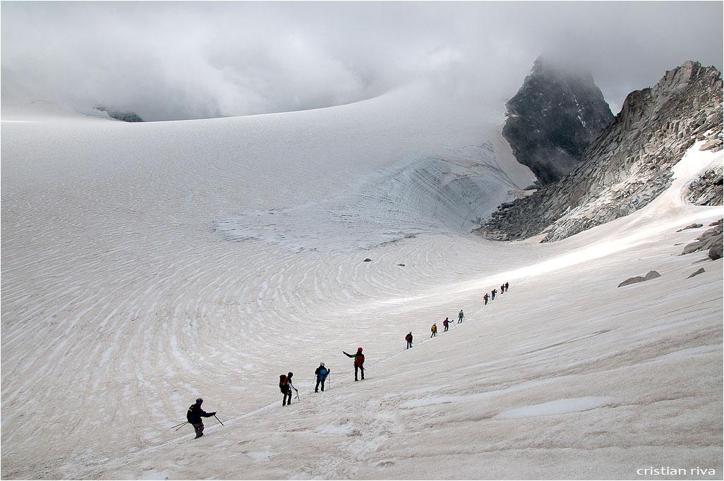 Monte Adamello via Terzulli