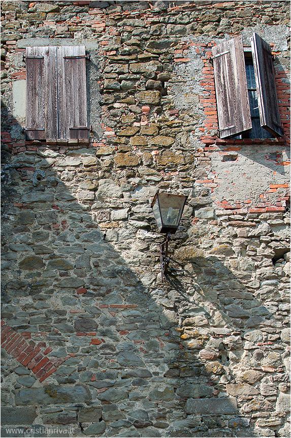 Val Tidone e la Rocca d'Olgisio: la Rocca d'Olgisio