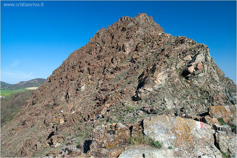 Pietra Parcellara e Pietra Perduca: cresta sud