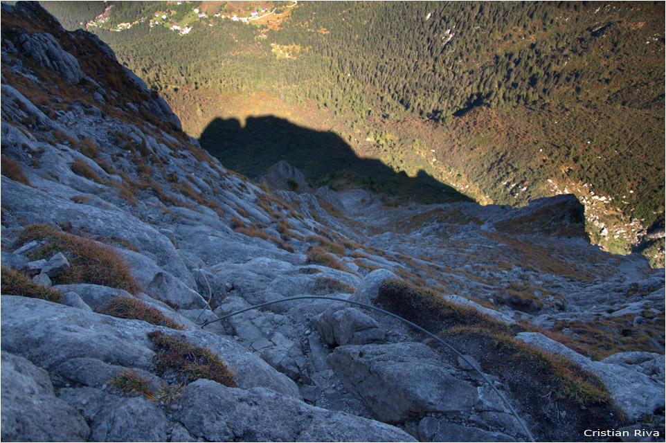 Pizzo Badile Camuno: sentiero attrezzato