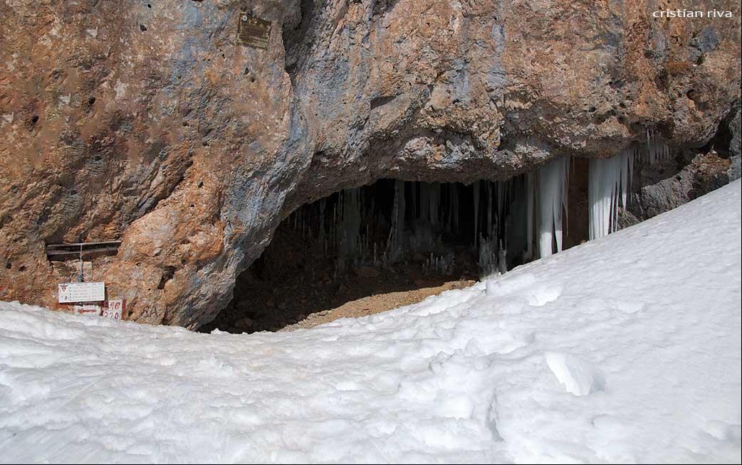 Ciaspolata alla Grotta dei Pagani