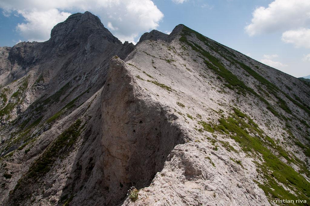 Monte Pegherolo da San Simone