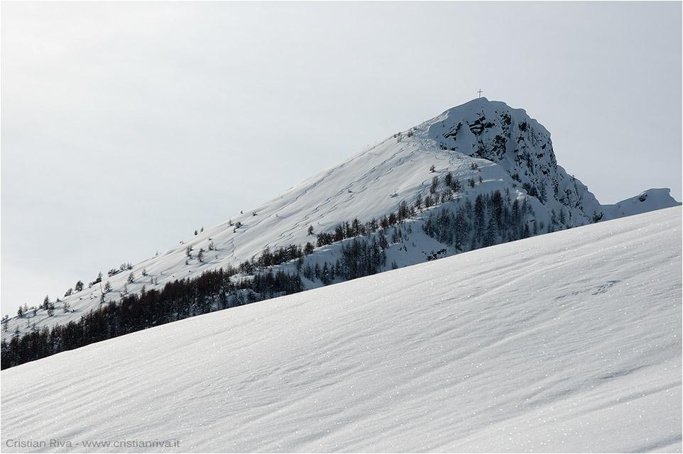 Ciaspolata sulla Motta o Monte Olano