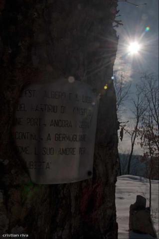 Sentiero partigiano Angelo Gotti