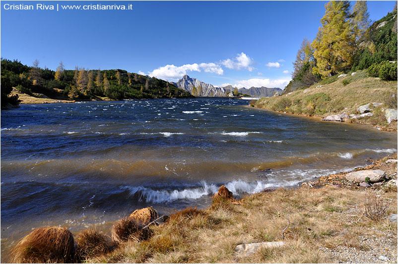 Anello Laghi di Carona: il lago Becco
