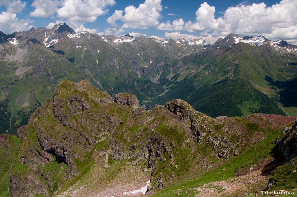 Val Sedornia: Calvera - Vigna Soliva - Pizzo Corna