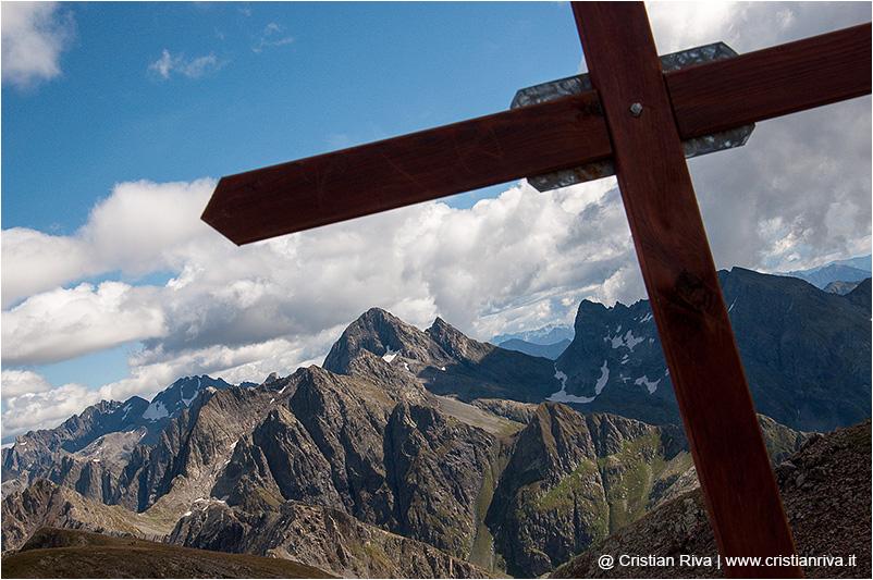 Monte Masoni: la vetta del monte Masoni