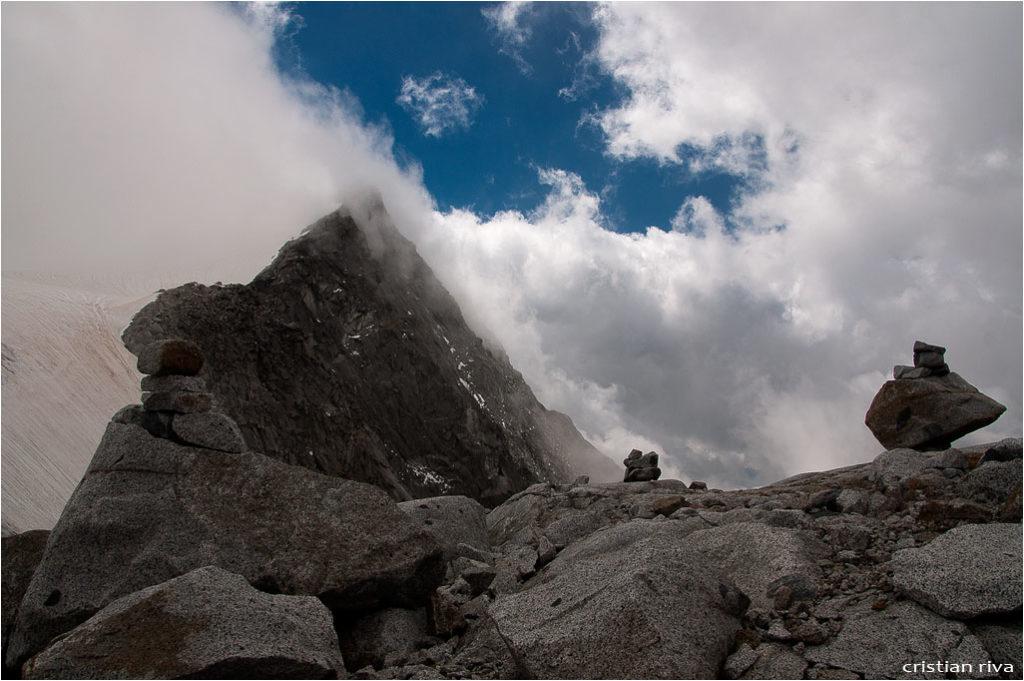 Monte Adamello via Terzulli: Corno Miller