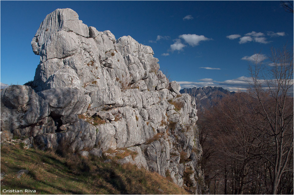 Riserva Naturale Sasso Malascarpa - Sentiero geologico Giorgio Achermann
