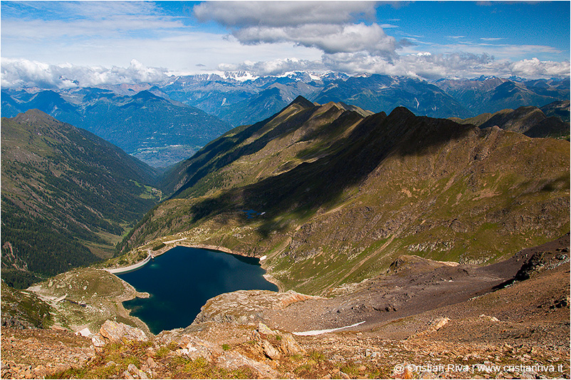 Monte Masoni: lago Publino