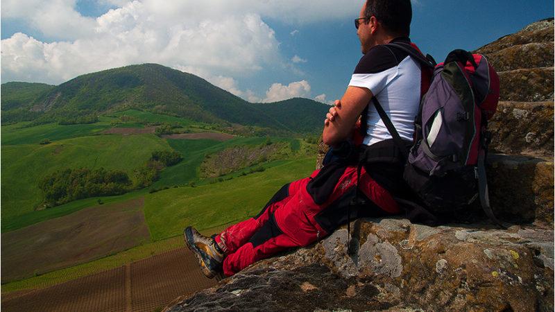 Val Tidone e la Rocca d'Olgisio