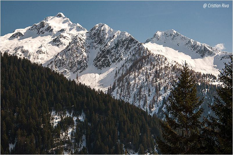Invernale sul Monte Lago