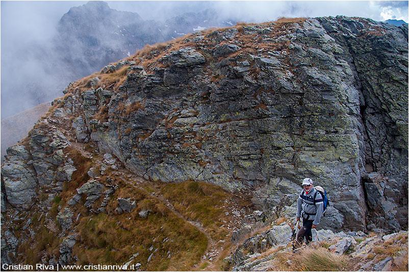 Monte Cabianca: escursionisti