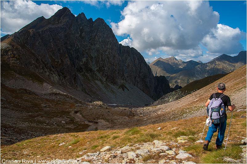 Monte Cabianca: nella valle dei Frati