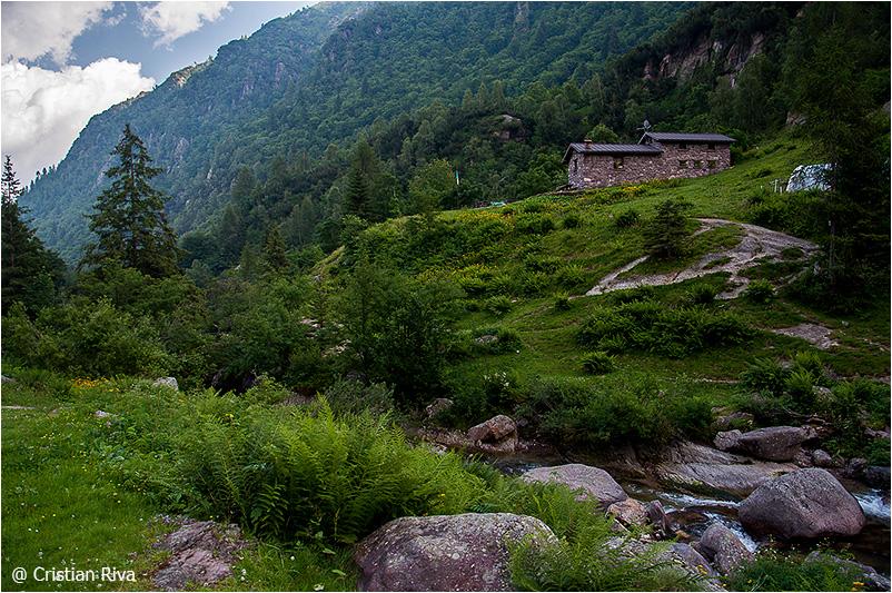 Monte Pradella: rifugio Gianpace