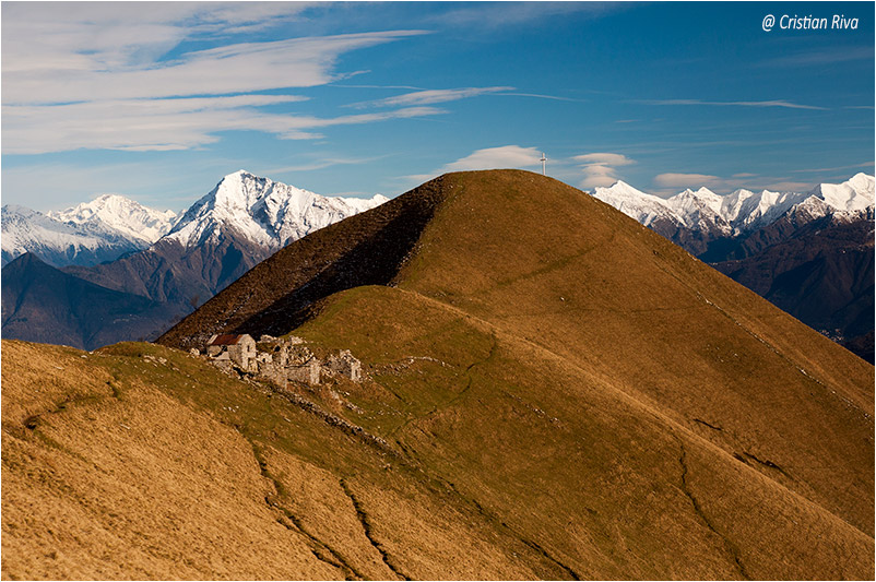 Monti Tremezzo e Crocione in Valle Intelvi