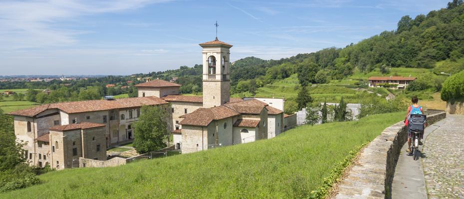 Bergamo, parco dei colli