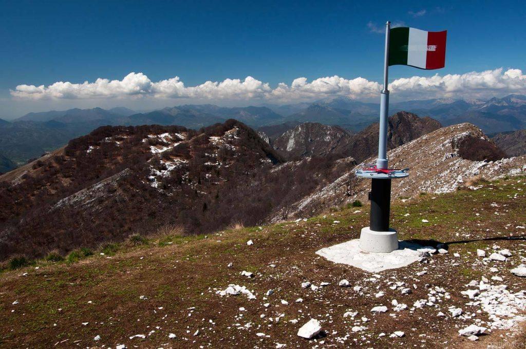 Monte Pizzoccolo dalla Cresta Sud