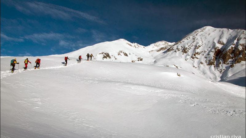 Ciaspolata sul Monte Frerone