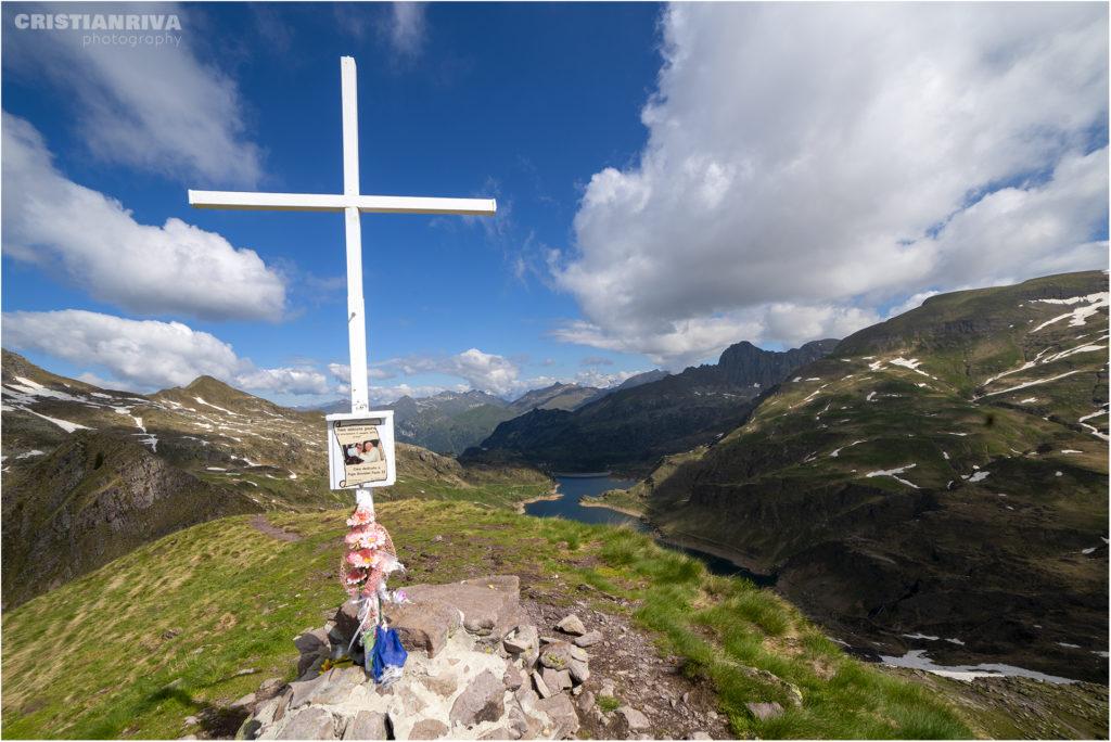 Cima Papa Giovanni Paolo II e Monte Galline