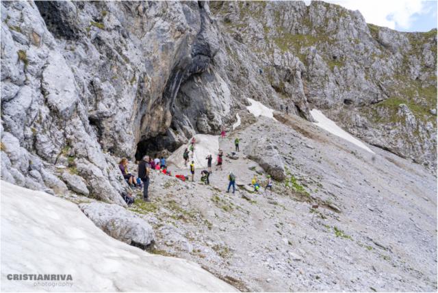 Pizzo Corzene: la Grotta dei Pagani