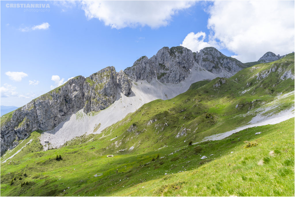 Pizzo Corzene: la valle dell'Ombra