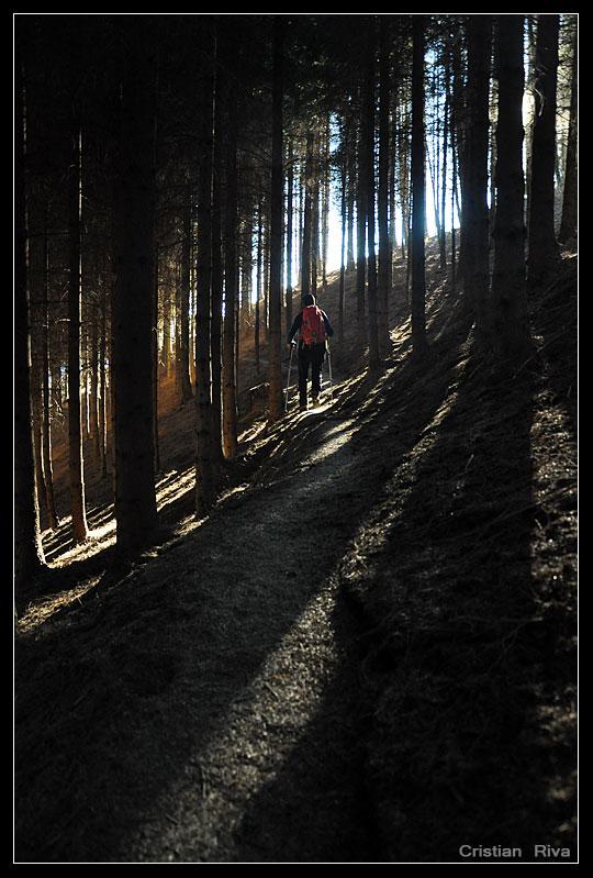 Punta Almana - Sentiero Filippo Benedetti