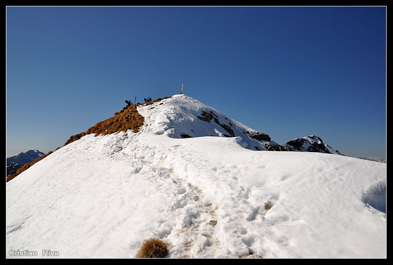 Monte Madonnino ad anello
