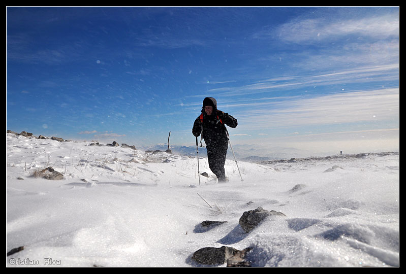 Toccata e fuga sul Monte Linzone