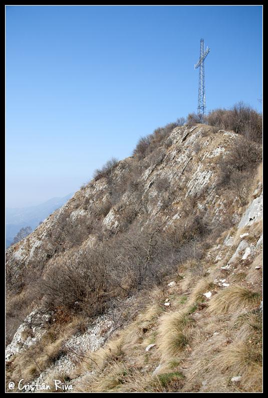 Monte Canto Alto da Monte di Nese