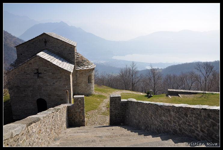 Trittico di cime lariane: monte Birone, monte Rai e monte Cornizzolo
