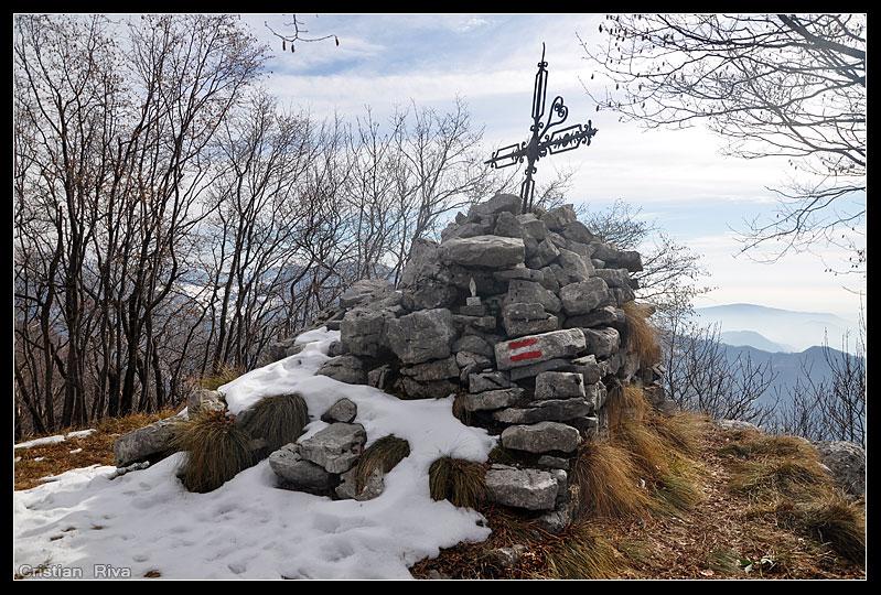 Monte Pranzà dalla Chiesa del Mirabile