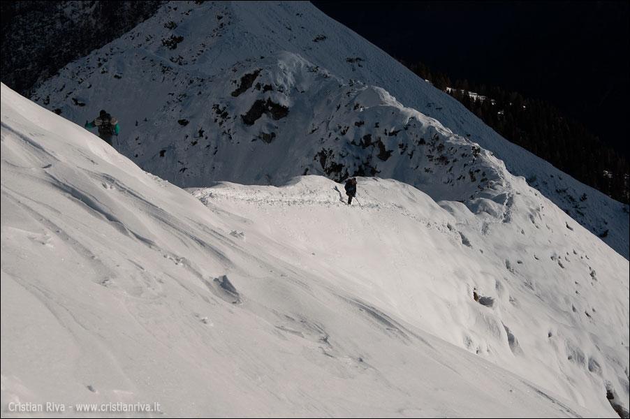 Ciaspolata sul monte Campagano