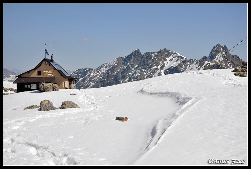 Invernale su Cima Piazzotti