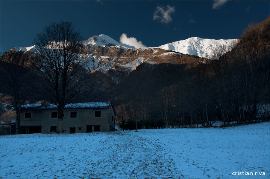 Invernale sul Grignone