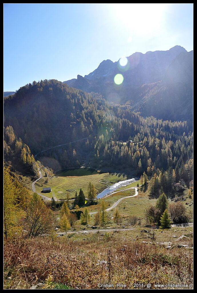 Monte Venina e Monte Masoni