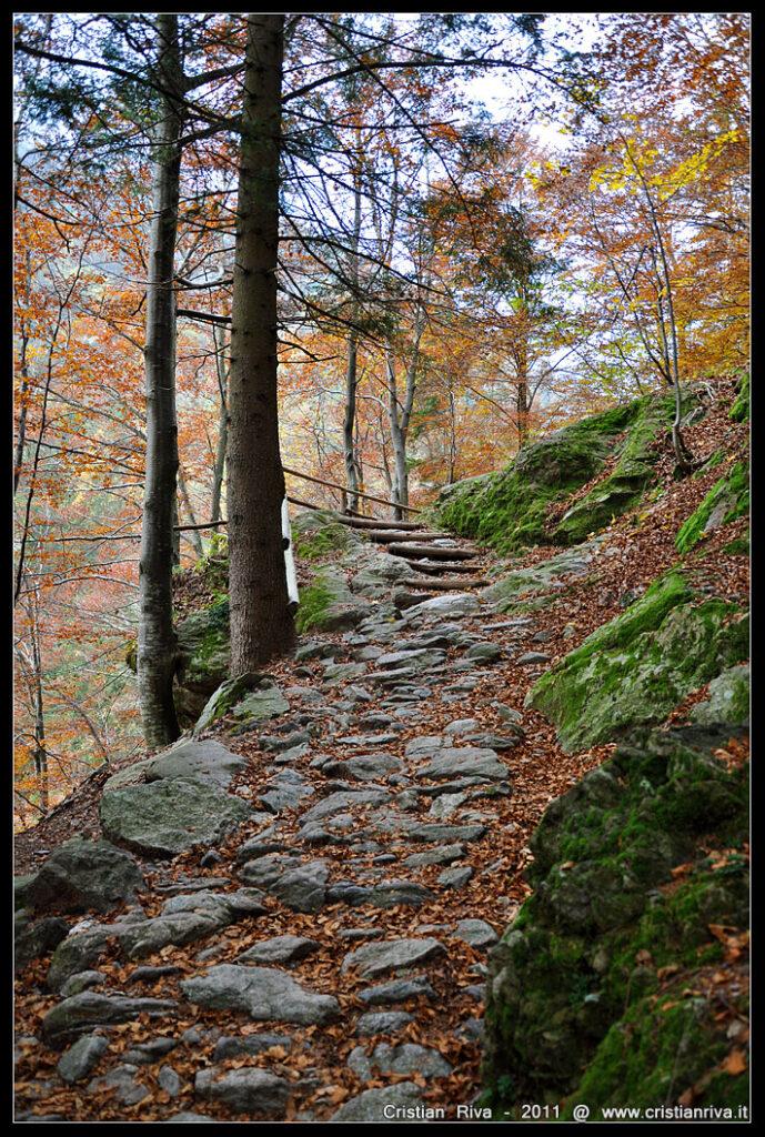 Val Sanguigno in autunno