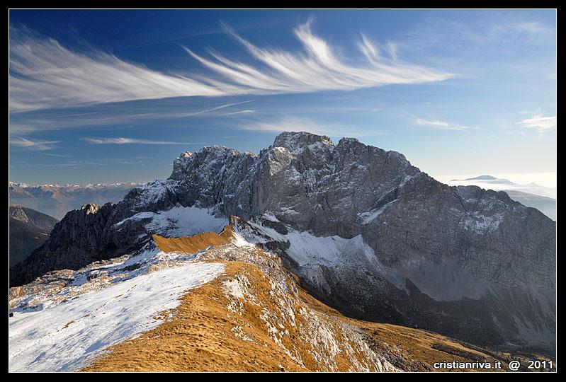 Anello del monte Ferrantino