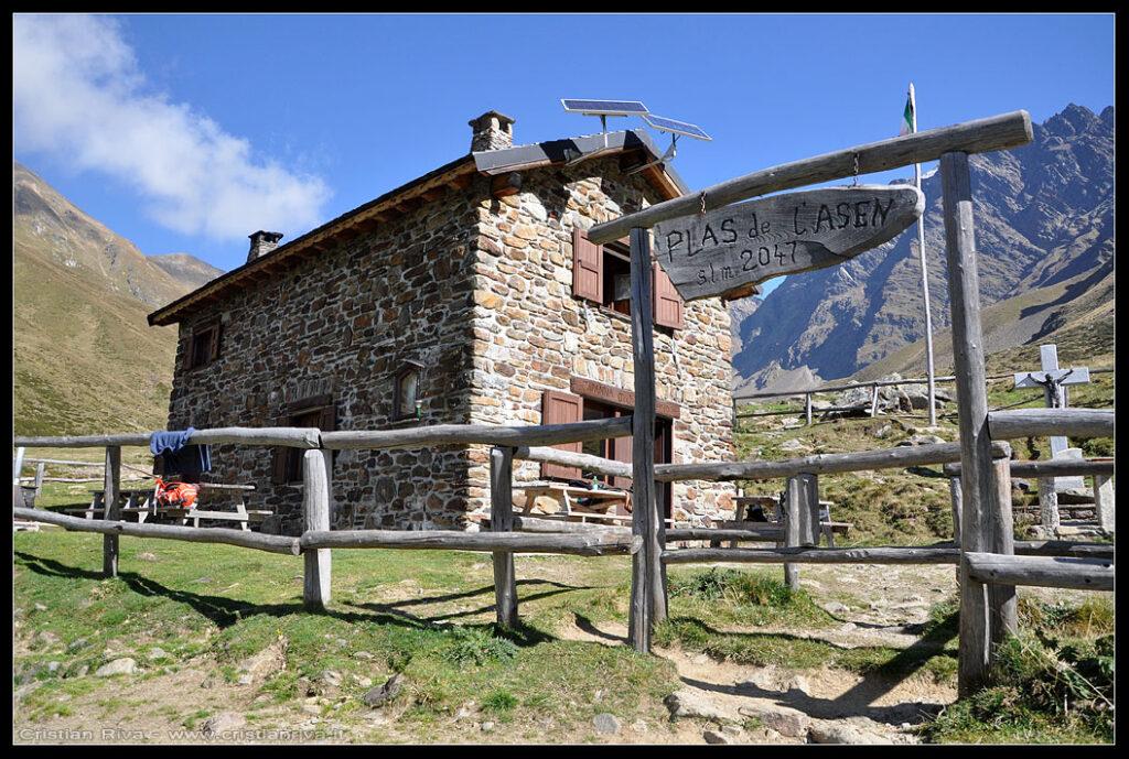 Escursione in val Grande e alla capanna Saverio Occhi