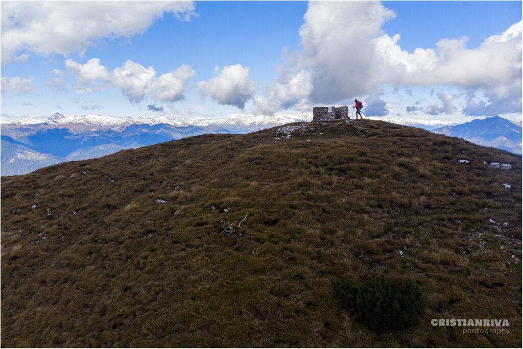 Cima Tombea e Monte Caplone