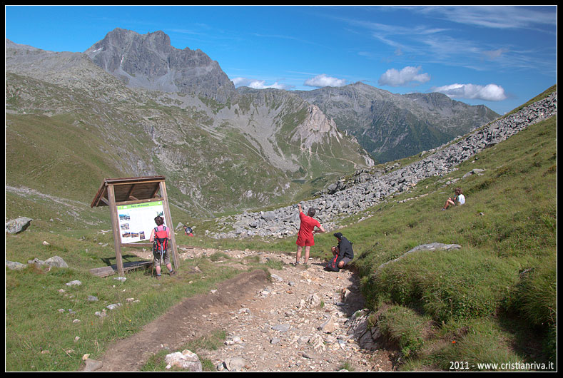 Escursione sul Cornone di Blumone