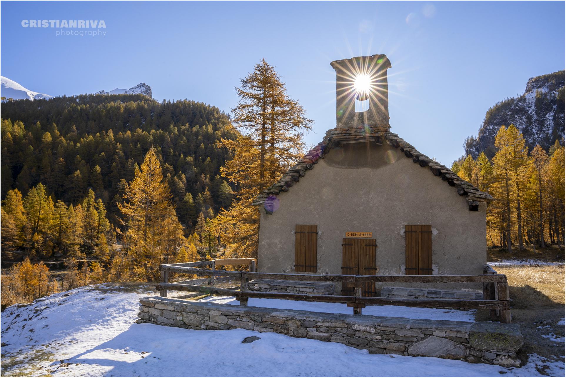 Chiesetta Alpe Veglia