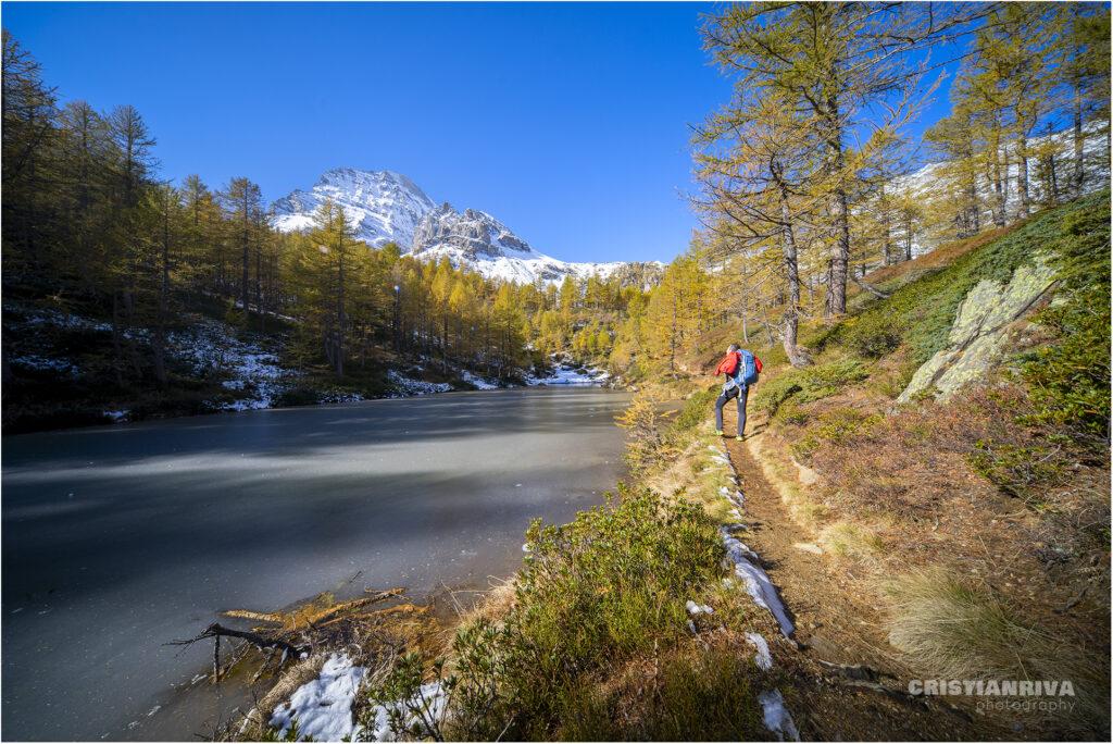 Alpe Veglia: laghetto delle Streghe