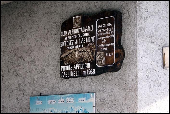 Ciaspolata alla baita Cassinelli